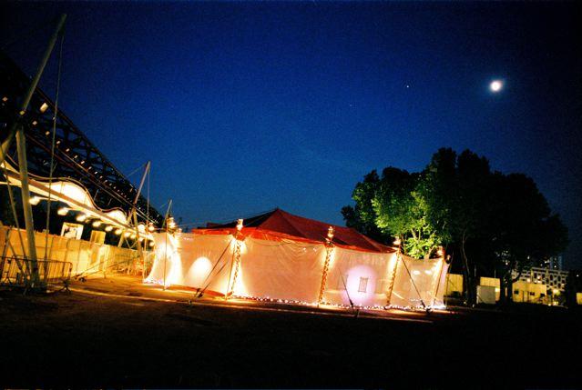 AN villette espace chapiteaux 2006