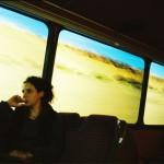 Le Bus du Caravanserail  à la Villette  juin 2006 photo Florence Delahaye