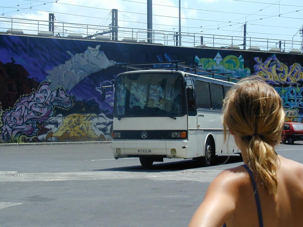 manue et le bus